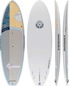 paddleboard for surfing